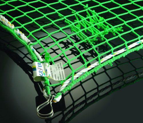 Auffangnetz mit Randseil Netzklasse A2 100mm (Konfigurierbar)