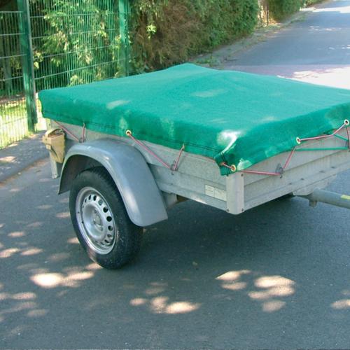 Abdeckplane für Anhänger, Pritschen und Container