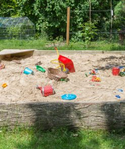 Sandkastennetz Schutznetz für Sandkästen