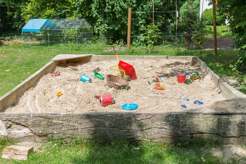 Sandkastennetze