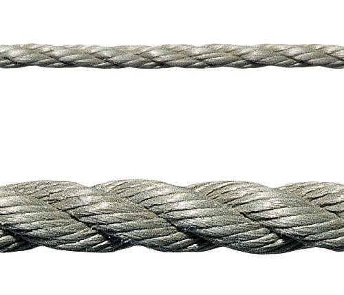 Verzurrleinen für Schutznetze