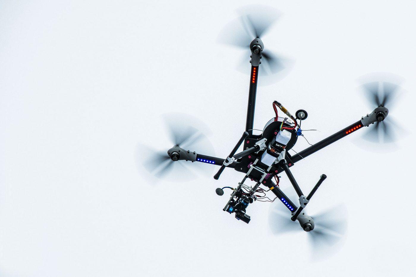 Modellflug-Sicherheitsnetze