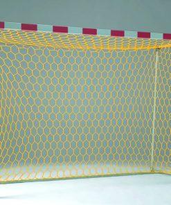 Hallenhandball-Tornetze (vorschriftsmäßige Abmessungen)