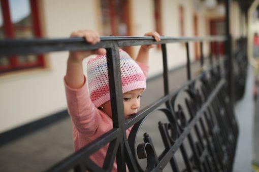 Balkonsicherheit Netze für Bakone