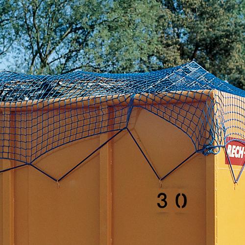 Container Abdecknetze beliebige Maße