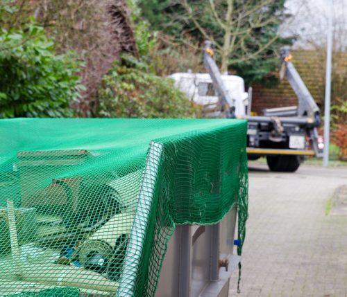 Container-Netze Ladungssicherung