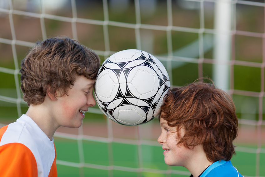 Jugendfußballtornetze