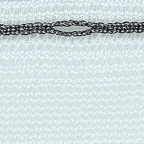 Gerüstnetz ca. 75g/qm mit doppelt eingewebtem Polyestergarn weiß