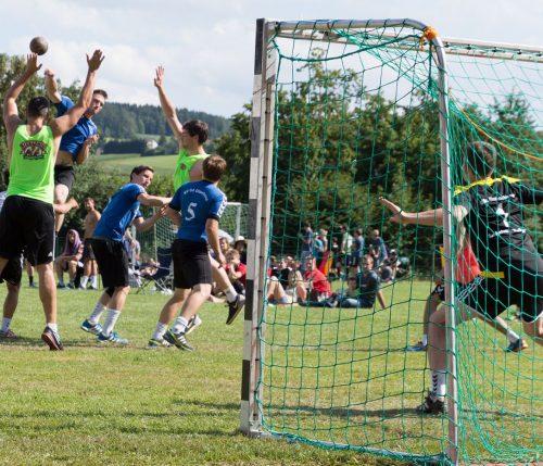 Handballtornetze