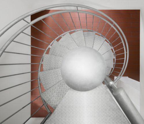 Für Lichtschächte und Treppenschächte