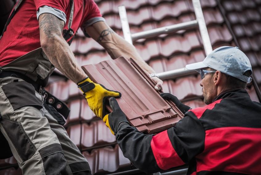 Für Gebäudesicherung (Fassade, Dach)